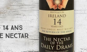 Ireland – 2000/2014 – 14yo – 53,5% – The Nectar