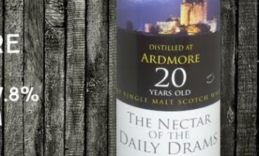 Ardmore - 1992/2012 - 20yo - Daily Dram - 47.8%