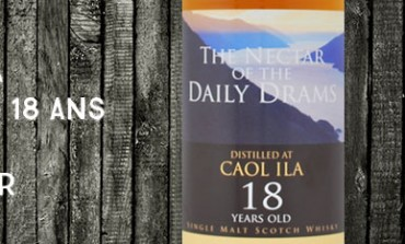 Caol Ila - 1993/2012 - 18yo - 51,8% - The Nectar - Daily Dram - Sherry Cask