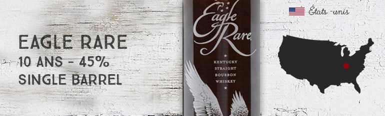 Eagle Rare 10yo – Single Barrel – 45%