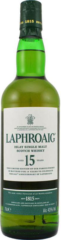 Laphroaig15yo200thanniversaryOB