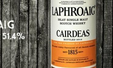 Laphroaig - Cairdeas 2014 - 51.4% - OB