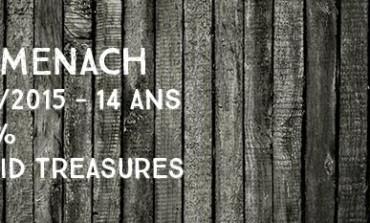 Balmenach - 2001/2015 - 14yo - 51,9% - Liquid Treasures