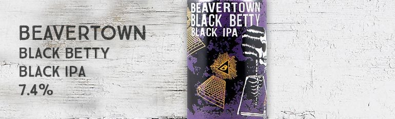 Beavertown – Black Betty – Black IPA – 7,4%