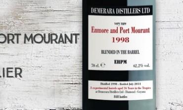 Enmore & Port Mourant - 1998/2014 - 62,2% - Velier - Guyana