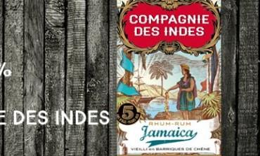 Jamaica - 5yo - 43% - Compagnie Des Indes - Jamaïque - Blend
