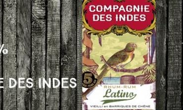 Latino - 5yo - 40% - Compagnie Des Indes - Blend