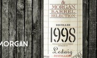 Ledaig - 1998/2011 - Refill Sherry - 46% - Wilson & Morgan