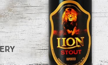 Lion - Stout - 8,8% - Lion Brewery