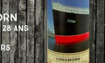 Longmorn - 1985/2013 - 28yo - 53,8% - Jack Wiebers Whisky World - Passenger Liners