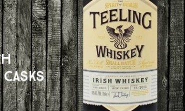 Teeling - Small Batch - 46% - Rum Casks - Teeling Whiskey Company