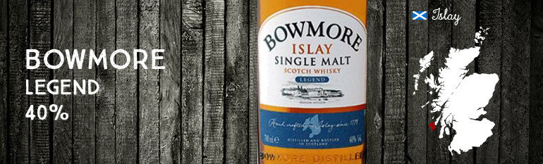 Bowmore – Legend – 40% – OB