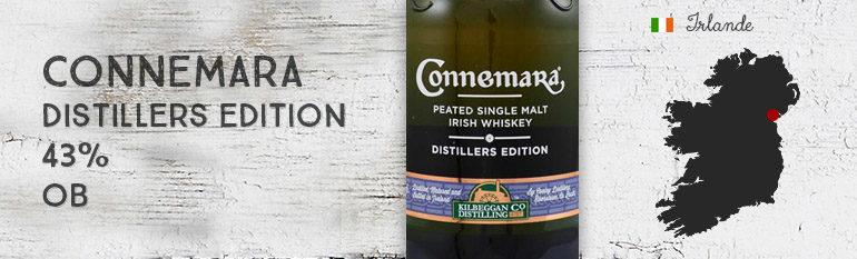 Connemara – Distillers Edition – 43% – OB