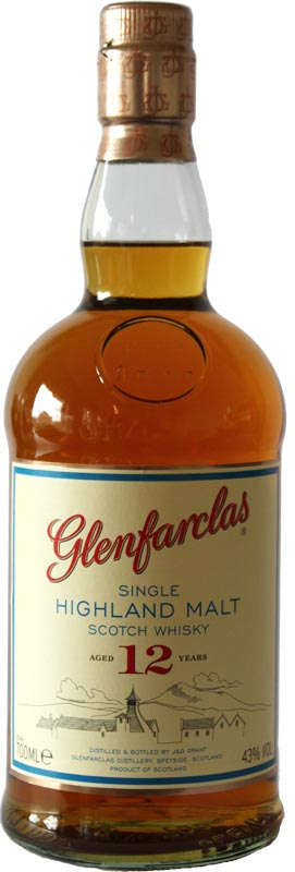 Glenfarclas12YoOB