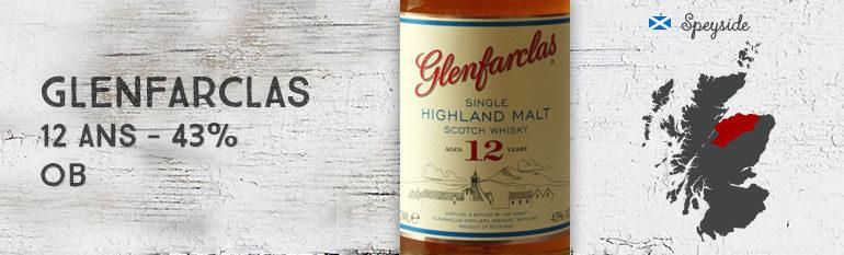 Glenfarclas – 12 yo – OB
