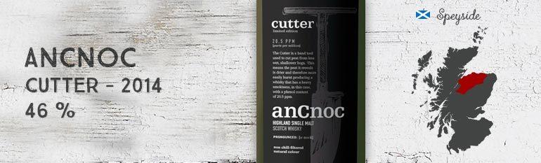 An Cnoc – Cutter – 2014 – 46%