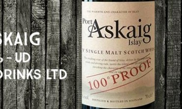 Port Askaig - 100 proof - 57,1% - Speciality Drinks - 2015