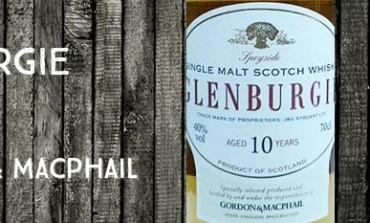 Glenburgie - 10yo - 40% - Gordon & MacPhail