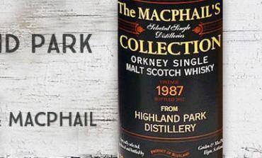 Highland Park - 1987/2012 - 43% - Gordon & MacPhail