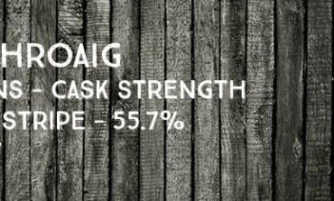 "Laphroaig - 10 yo - Cask Strength ""Red Stripe"" - 55,7% - 2007"