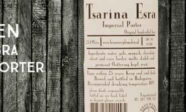 De Molen - Tsarina Esra - Imperial Porter - 11%