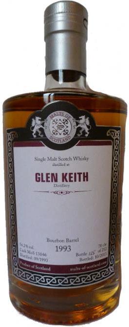 GlenKeith1993Cask13046MoS