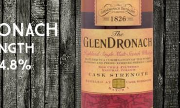 Glendronach - Cask Strength - Batch 1 - 54.8% - OB