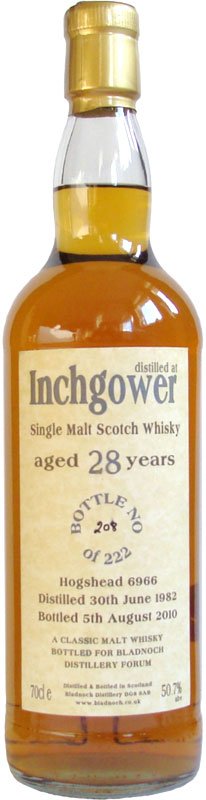 Inchgower1982Cask6966BF
