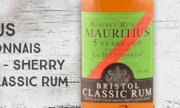 Reserve Rum of Mauritius - «La Bourdonnais» - 2010/2015 - 5yo -  43% - Bristol - Ile Maurice