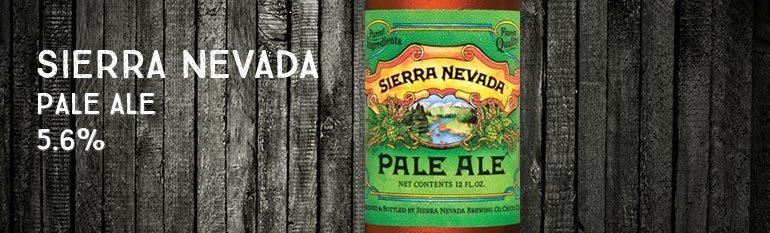 Sierra Nevada – Pale Ale – 5.6%