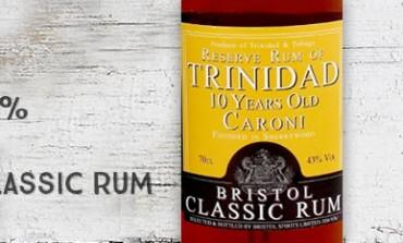 Reserve Rum of Trinidad - Caroni - 10yo - 43% - Sherry Finish - Bristol - Trinidad & Tobago