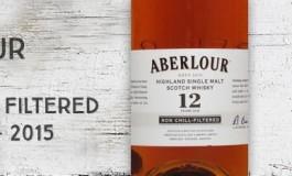 Aberlour - 12yo - Non-Chill Filtered - 48% - OB - 2015