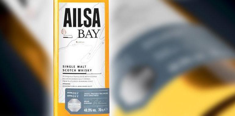 Ailsa Bay: le whisky tourbé des Lowlands