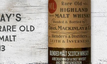 Mackinlay's Shackleton - Journey Rare Old Highland Malt - 47,3% - 2013