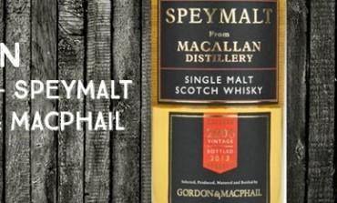 Macallan Speymalt 2006 - 43% - Gordon & Macphail