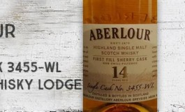Aberlour - 14yo - 48% - Cask 3455-WL - OB For The Whisky Lodge