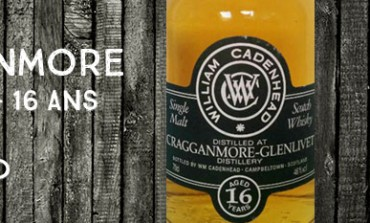 Cragganmore - 1999/2015 - 16yo - 46% - Cadenhead Small Batch