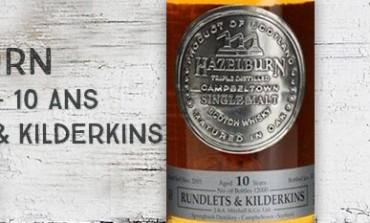 Hazelburn - 2003/2014 - 10yo - Rundlets & Kilderkins - 50,1% - OB