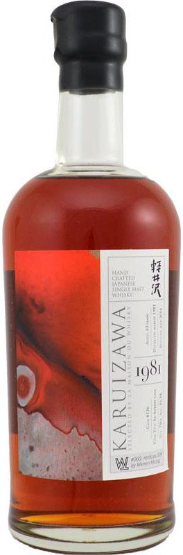 Karuizawa1981Cask136OBforLMDW