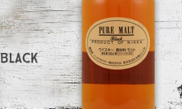 "Nikka - Pure Malt ""Black"" - 43%"