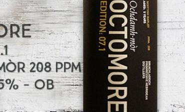 Octomore - 7.1 - Ochdamh-mor 208 PPM - 5yo - 59,5% - OB