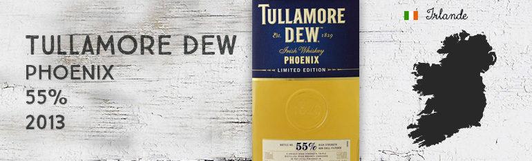 Tullamore Dew – Phoenix – 55% – 2013