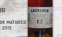 Aberlour - 12yo - Double cask Matured - 40 % - OB - 2015