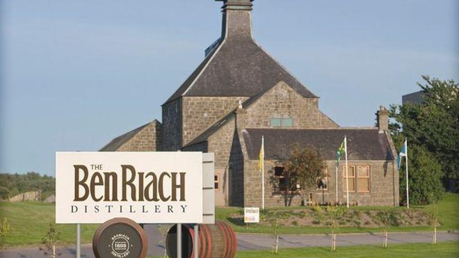 BenRiach, The Glendronach et Glenglassaugh dans l'escarcelle de Brown-Forman