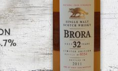 Brora - 32yo - 54,7% - 10th Edition - OB - 2011