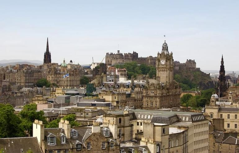 Bientôt une nouvelle distillerie en plein Edimbourg ?