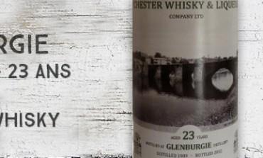 Glenburgie - 1989/2012 - 23yo - 54,8% - Chester Whisky & Liqueur