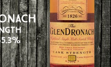 Glendronach - Cask Strength - batch 5 - 55,3% - OB - 2015