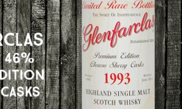 Glenfarclas - 1993/2014 - 46% - Premium Edition - Oloroso Sherry Casks - OB