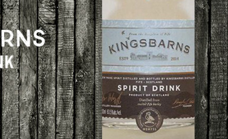 Kingsbarns – Spirit Drink – 63,5% – OB